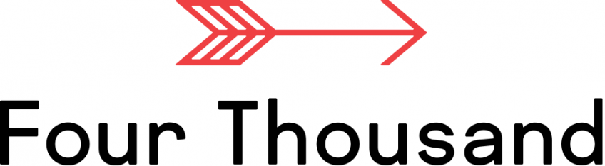 Four Thousand Logo