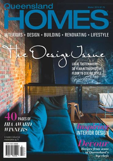 Queensland Homes Magazine Winter 2015